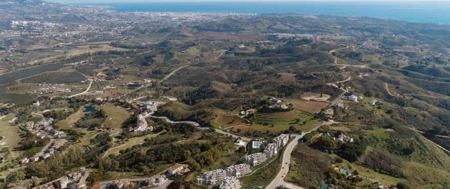 La Cala Golf, panoramisch uitzicht, Mijas