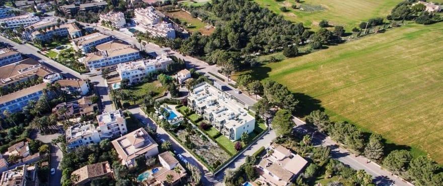 Port Blau - New apartments close to the sea in Port Verd, Mallorca