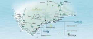 Plattegrond van de woningen van Taylor Wimpey Spanje aan de Costa del Sol