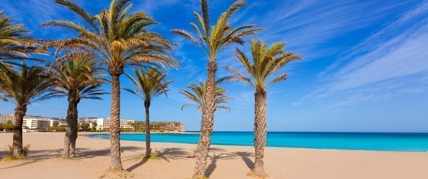 Beach, Jávea, Alicante, Costa Blanca