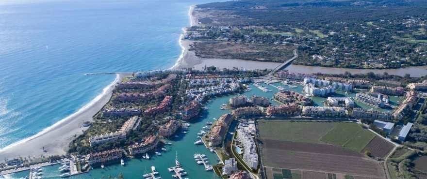 Pier, apartments for sale in La Marina de Sotogrande, Cádiz