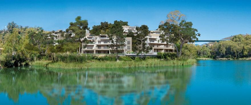 Marbella Lake: Nuevos apartamentos, áticos y duplex en venta. Nueva Andalucía