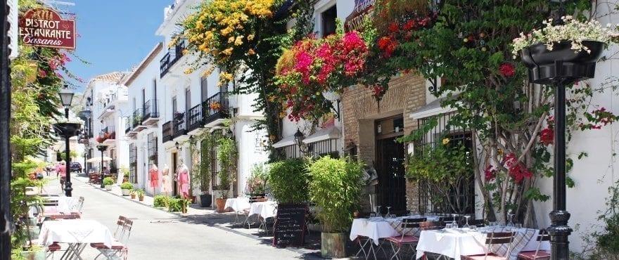 Street Ancha Marbella