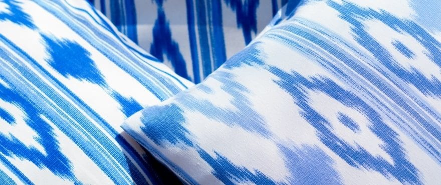 Ikat: traditionele Mallorcaanse decoratie