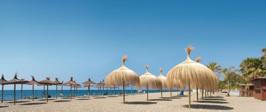 Beach Nagueles, Marbella