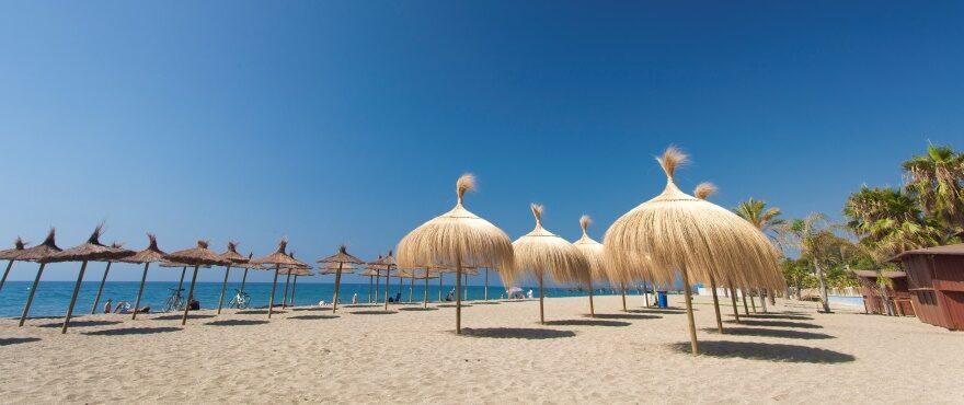 Marbella strand, Costa del Sol