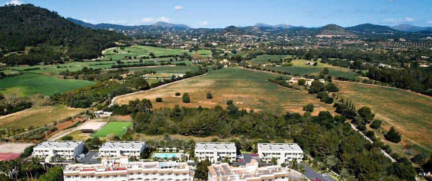 New apartments close to the sea in Cala Bona, Mallorca